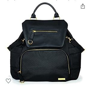 Skip Hop Chelsea downtown blackjack diaper bag